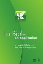 La Bible en application